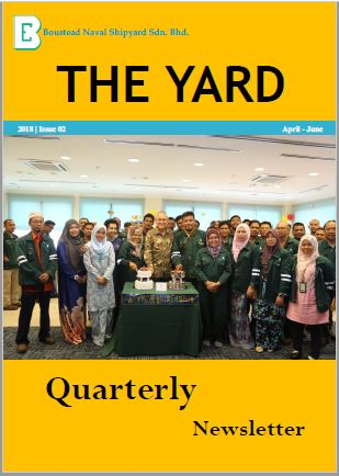 the yard apr june 2018